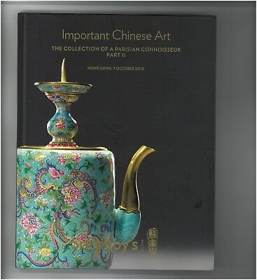 Sotheby'S Catalog 7 October 2010 Important Chinese Art Ii Parisian Collector