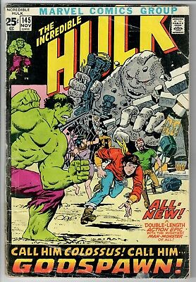 The Incredible Hulk #145 -- Double Size! -- Additional Items SHIP FREE!!  (tape)