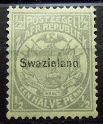 SWAZILAND British Colonies Old stamp - Mint MH - VF - r23e6369