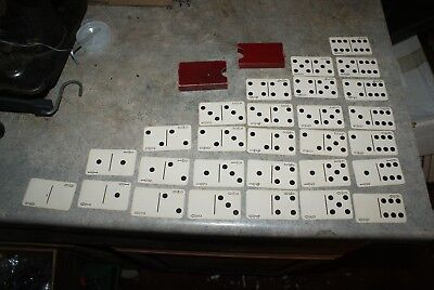 RARE SINGER Domino cards set, complete with original sleeve!