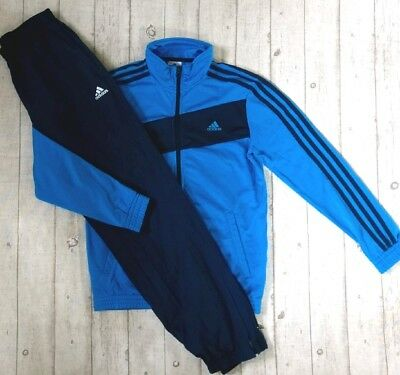 11 12 Years Adidas Tracksuit Jacket Bottoms Boys Trendy Outfit Clothes Bundle
