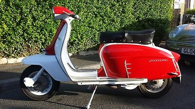 Lambretta Li 125 Special 1965. Owned For 14 Years. Great Scooter. Ride Away.