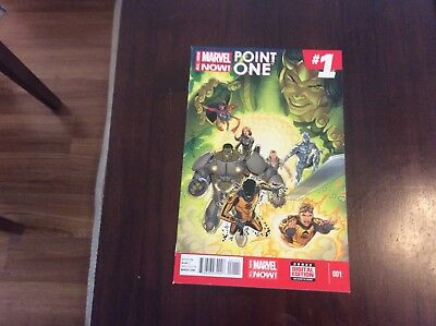 Marvel Point one #1 First appearance kamala Khan VF-