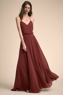 7ff0ef947a2 JENNY YOO INESSE Bridesmaid Dress in Mineral Size 8 - Used Once! Dry ...