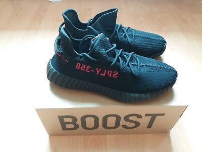huge discount 9b405 e8778 ... cheap adidas yeezy boost 350 v2 bred uk 10 deadstock 7d0dc 87745