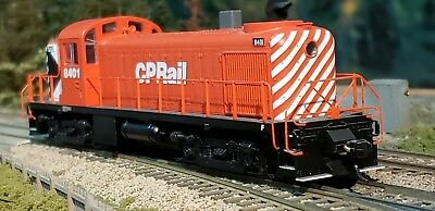 Walthers Proto 1000 HO Scale Canadian Pacific (CP) Alco RS-2 Diesel Locomotive
