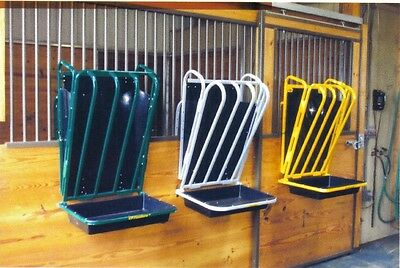 horse feeders 28# 38x24x8 dimensions NEW