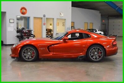 Dodge Viper SRT 2015 SRT Used 8.4L V10 20V Manual RWD Coupe LCD Premium