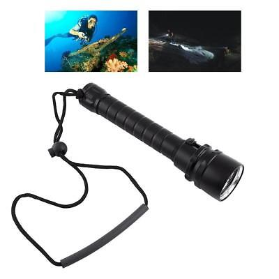 Super Bright XM-L2 Led Diving Torch Far Range T6 Underwater 100 MetersUD Camping & Outdoor Lampen & Laternen