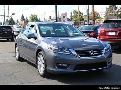 Accord EX-L 2014 Honda Accord EX-L Automatic 4-Door Sedan