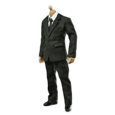 12Inch Action Figure Suit 1/6 Male Formal Clothing Set For Hot Toys Figure Body