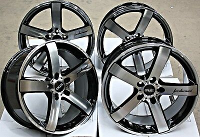 """Alloy Wheels 19"""" Cruize Blade Bp Fit For Ford Transit Connect Edge"""