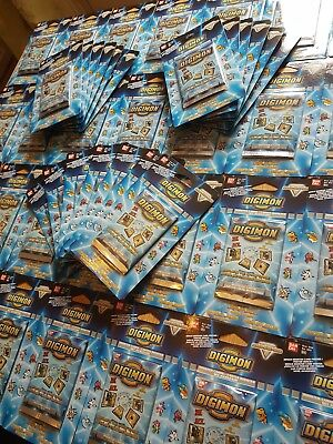 Digimon booster cards