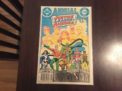justice League of America Annual 2 FN/VF