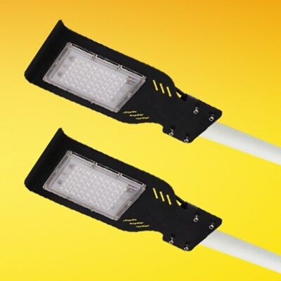 50W LED Light Road Street Flood Garden Spot Lamp Outdoor Lights Waterproof IP65