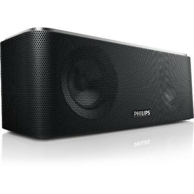 Philips SB365/37 Wireless Bluetooth Portable Speaker with USB charging