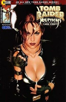 Tomb Raider Journeys (2001) #   1 VARIANT COVER ADAM HUGHES (6.0-FN)