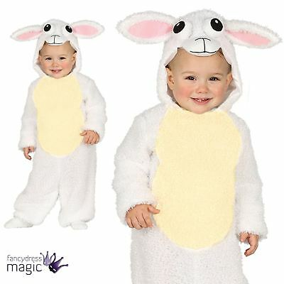 Girls Boys Cute Easter Baby Toddler Little Sheep Lamb Fancy Dress Costume Outfit