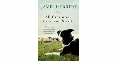 James Herriot All Creatures Great And Small (Paper Back)