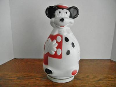Mickey Mouse 1966 Nabisco Wheat Puffs Puppets Cereal Bank Walt Disney
