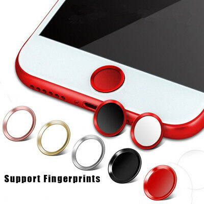 Metal Home Button Sticker Touch ID Support Protector for iPhone 7 6S Plus Modish