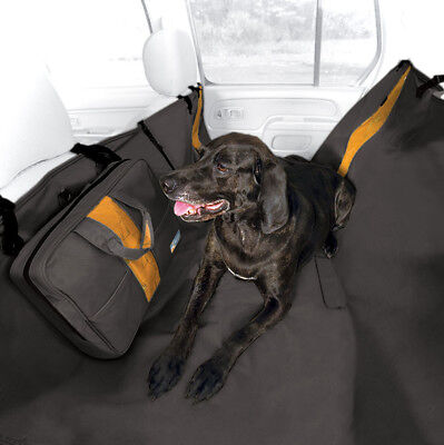 Kurgo Wander Dog Vehicle Hammock Seat Cover Universal Waterproof Fits Most Cars