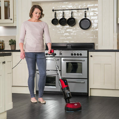 Ewbank All in One Floor Polisher & Vacuum Cleaner with Butterfly Handle, EPV1100