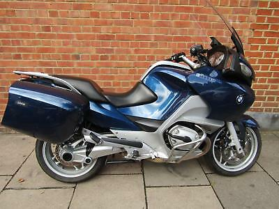 2007 Bmw R 1200Rt Se Lots Of History Fully Loaded Great Touring Bike