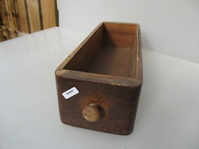 Vintage Wooden Singer Sewing Machine Brass Drawer Brass Handle Antique Rack Old