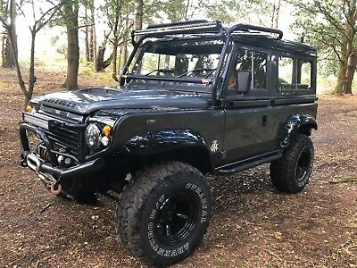 Land Rover, defender, 90, off road, seriously special,V8,4.6, fully loaded,