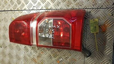 Toyota Hilux 2012 To 2015 Osr Light Genuine Drivers Rear Light  Rl32