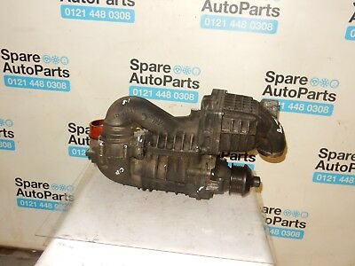 Mercedes C-Class Cl203, W203, 1.8 Turbo Supercharger A2710902080 (Ref#k111)