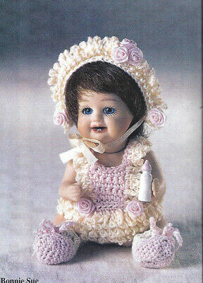 Antique Reproduction Georgene Averill Patricia Loveless Porcelain Miniature New