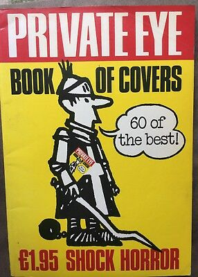 Old Vintage Private Eye Magazine covers 60's 60 of the best