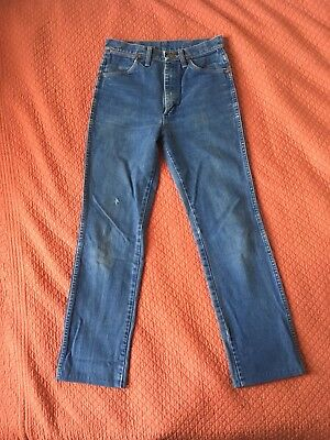 Vintage 80s Wrangler Jeans Made In USA