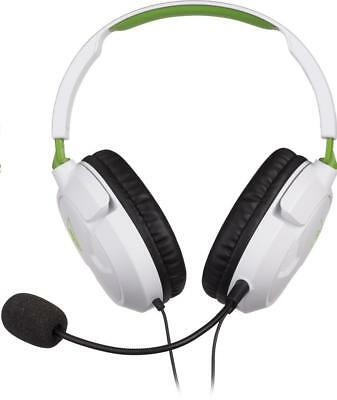 Turtle Beach Gaming Headset Earforce Recon 50X White/Green Grade B+ Boxed