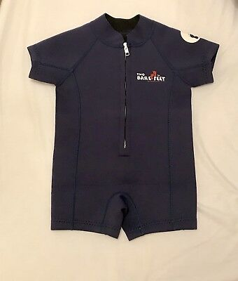 Baby Wetsuit - Small / 12-18m 'Two Bare Feet'