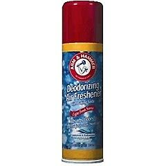 Arm & Hammer Air Freshener, 7 oz Aerosol Spray, Fresh Scent *NEW!* 2 PACK