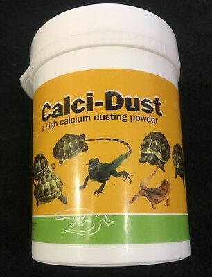 Vetark Calci-dust  150g Brand New Sealed