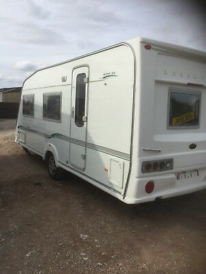 Bessacarr cameo 525sl   No reserve 3 berth 2004/2005 model
