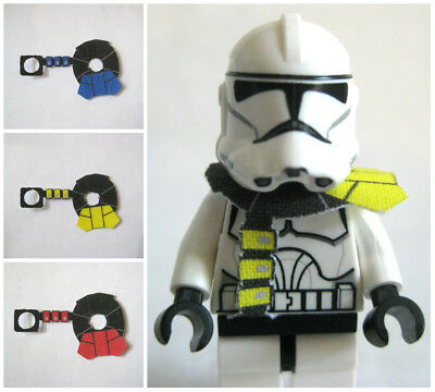 Custom CLONE SPECIALIST Cloth/Armor for Minifigures -Pick Color!-  Star Wars