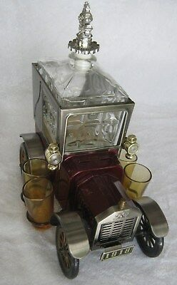1918 Ford Musical  Decanter