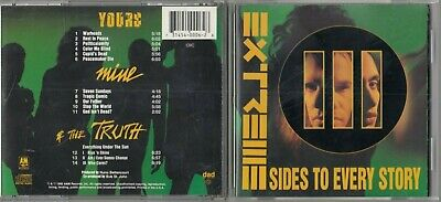 Extreme - III Sides to Every Story  (CD, Sep-1992, A&M (USA)