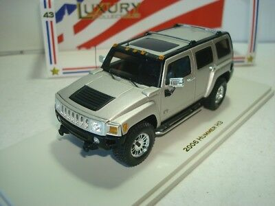Hummer H3 2006 1:43 Luxury 101270 OLD STOCK