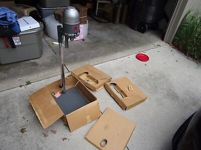 Vintage  1950s Federal Enlarger model 135 Unused Condition