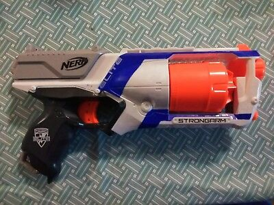 Nerf Official N-Strike Elite Strongarm Blaster Exclusive Airsoft Toy Gun