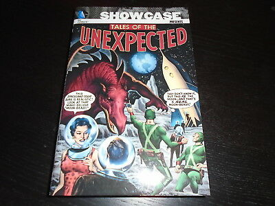 DC SHOWCASE - TALES OF THE UNEXPECTED DC Comics