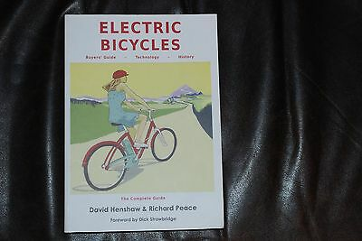 Electric Bicycles - The Complete Guide. 246 page book.