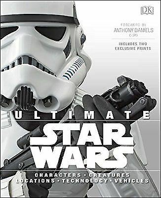 Ultimate Star Wars (Dk Ultimate) by DK New Hardback Book
