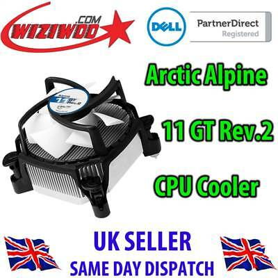 Arctic Cooling Alpine 11 GT Rev.2 CPU Cooler for Intel S775/1155/1156